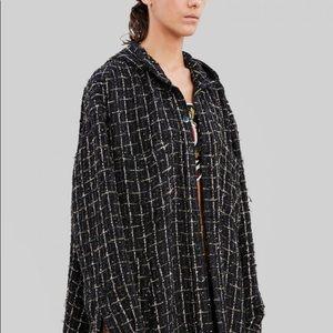 Faith Connextion Tweed Coat small